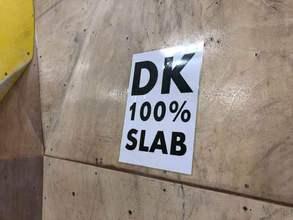 【静岡店】『DK 100% SLAB』の楽しみ方